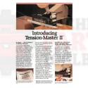 """Bemis - Tape Head 2"""", 1022 Bottom Head Tension Master II - # 0205-0724A"""