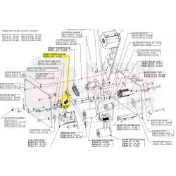Dekka - Spring, Tension, Cutter Assembly 06-027, Z06-027