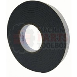 "Seal Pad, Reinforced, 1/8"" x 3/4"" x 10 yard, Peel & Stick Blue Liner.  A9414"