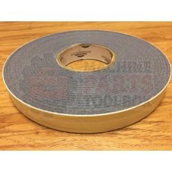 "Pad - Premium, 1/8"" x 1"" x 30' Reinforced Sponge Pad w/ Adhesive A9413, 50-00505, 60010, A433, 818-56"