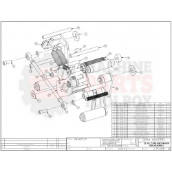 Dekka - 23, HS200, MR, Core Mechanism - # 59-630, Z59-630