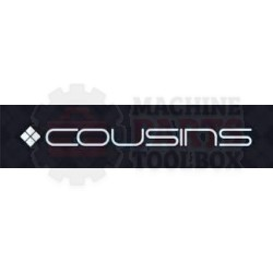 Cousins - Bearing 12mm ID x 32mm OD x 10mm Wide c/w Seals Both Sides - B128-3