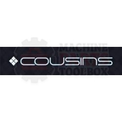 Cousins - #6-32 7/8 Long Bolt - H1096