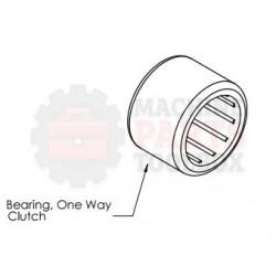 Dekka - Bearing, One way for Clutch Roller - # 02-111-M1