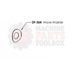 Dekka - Spring Washer, Contact - # 29-354