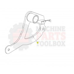 Dekka - Back Link Welded Assembly - # 49-004