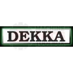 Dekka - Cushion Push Bar, Snap Folder Z25-075 - 25-075