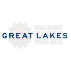 "Great Lakes - Mushroom, 8 Hole, 17"" for TS37 C-15054"