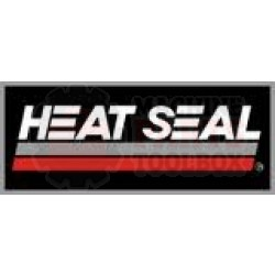 "Heat Seal - PTFE Coated Tape 1/2"" x 10 Mil x 10 YD - 2180-008"