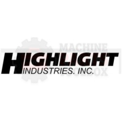 Highlight - Flange, Stamped - 305130