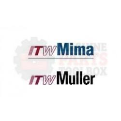 ITW - CASTER WHEELS SMDR-138983 - SMDR13983