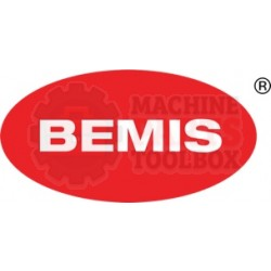 "Bemis - 8-32 X 3/4"" PHILLIPS FLAT HEAD MACHINE SCREW 18-8 SS"