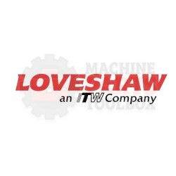 Loveshaw - SNAP RING, EXTERNAL, 8mm - # SPH-1276