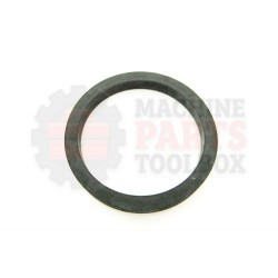Lantech - Neoprene Ring 2 ID X .210 Thick X .250 Wide 60A-70A Durometer Black - 30067095