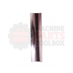 "TEC Lighting - XTRA COAT-MINI - Part - 14"" Reflector for UV Lamp - # XC14RL - UV Coating Machine Parts - Machine Parts Toolbox"