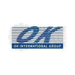 OK International - Folding Crank Handle 12MM Mounting Hole - VDS.100IR-A12