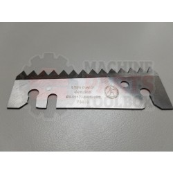 """Loveshaw - Knife Blade - Coarse Tooth - 3"""" - M2 Material - PS 4117AN60-4M2"""