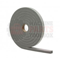 "3/4"" Silicone Sponge Pad sold by the foot  818180 - 10049"