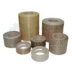 "Teflon Tape - 1/2"" x 10mil x 18YD Teflon Tape w/ Acrylic Adhesive - 40011T"