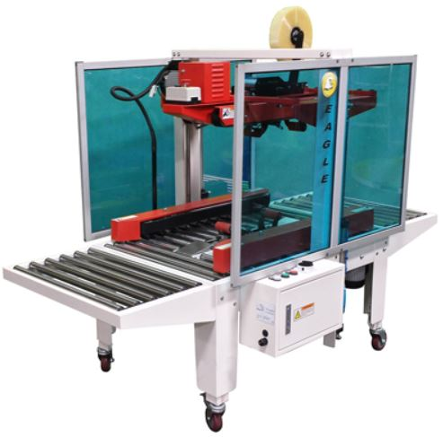 End of Line - Eagle Packaging Carton Sealer @ Machine Gorilla