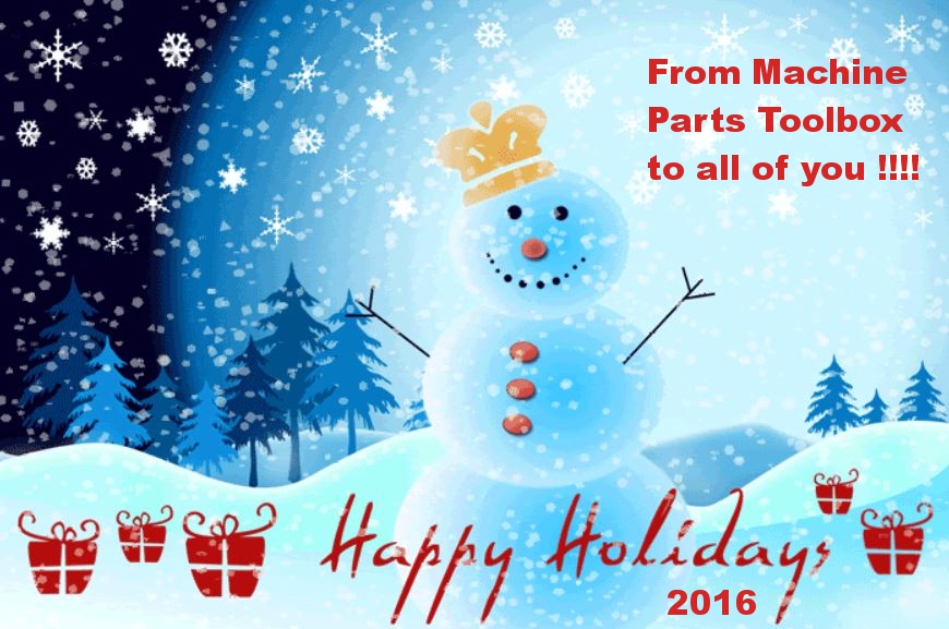 Happy Holidays 2016