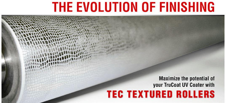 TEC Lighting - Textured Rollers