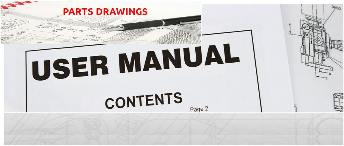Manuals and Drawings