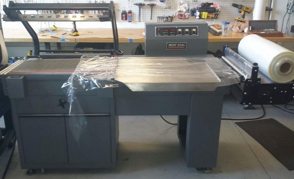 Machine Parts Toolbox - MPT Techs - Newest Refurbished Machine Heat Seal HDS-2030