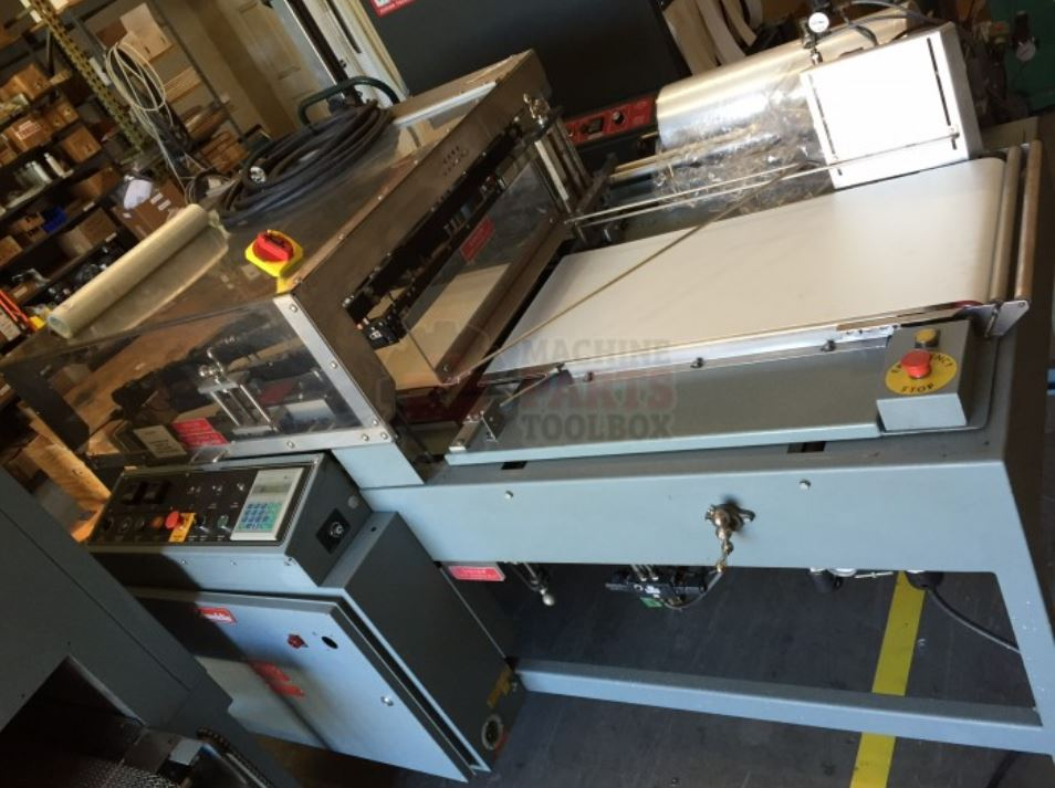 Machine Parts Toolbox - MPT Techs - Latest Refurbished Machine Project - Shanklin A27A
